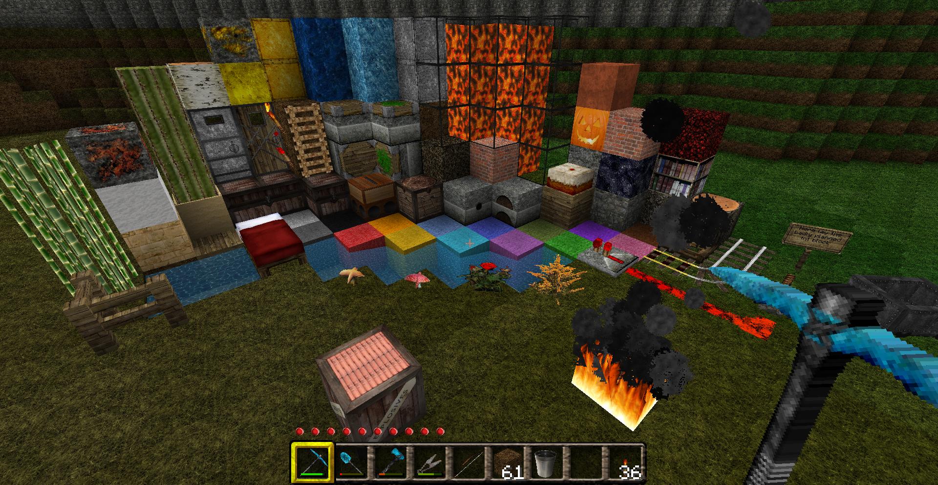 minecraft текстуры lb photo realism: