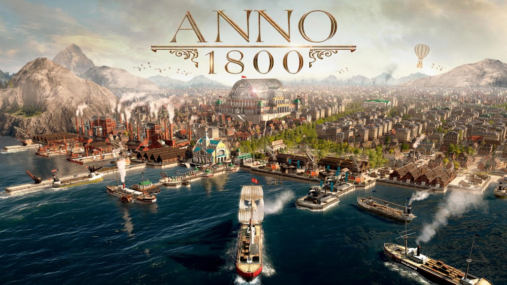 Anno wallpaper